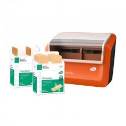 WERO Smart Box® Pflasterspender MasterTex, gefüllt
