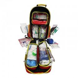 Erste-Hilfe-Rucksack, gefüllt