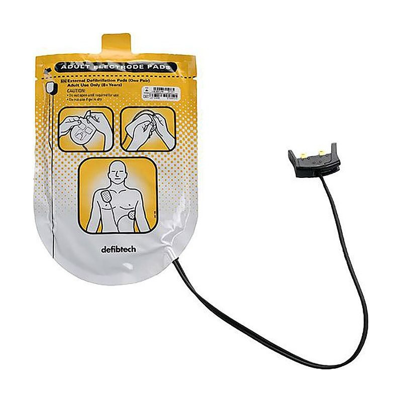 Defibtech Lifeline Halbautomat Elektrode, Erwachsene