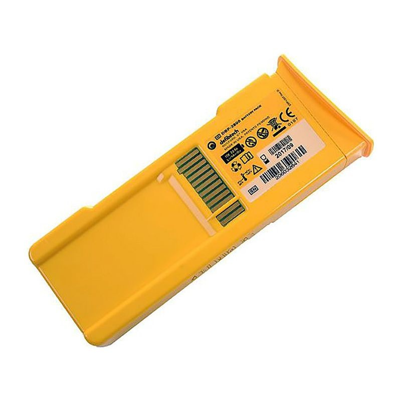 Langzeitbatterie Defibtech Lifeline Halbautomat
