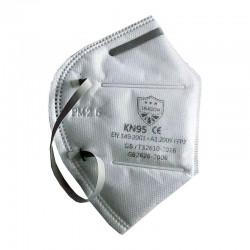 KN95/(FFP2) Atemschutz-Faltmaske, 1 Box, 50 Stk.