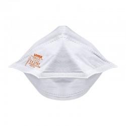 Masque pliant FFP2 uvex silv-Air lite 4200, 30 pces.