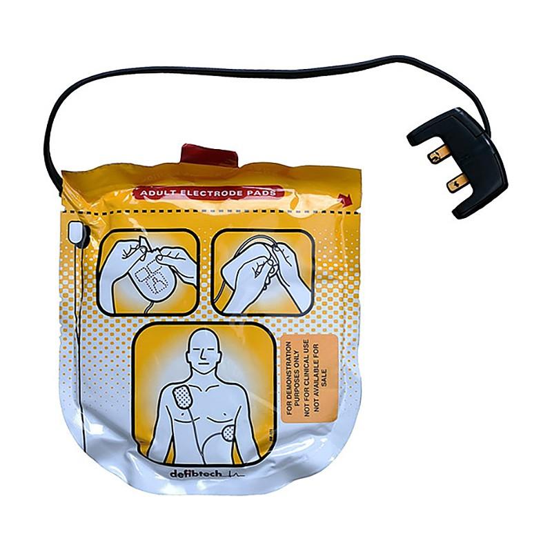 Electrodes Defibtech Lifeline VIEW, adultes