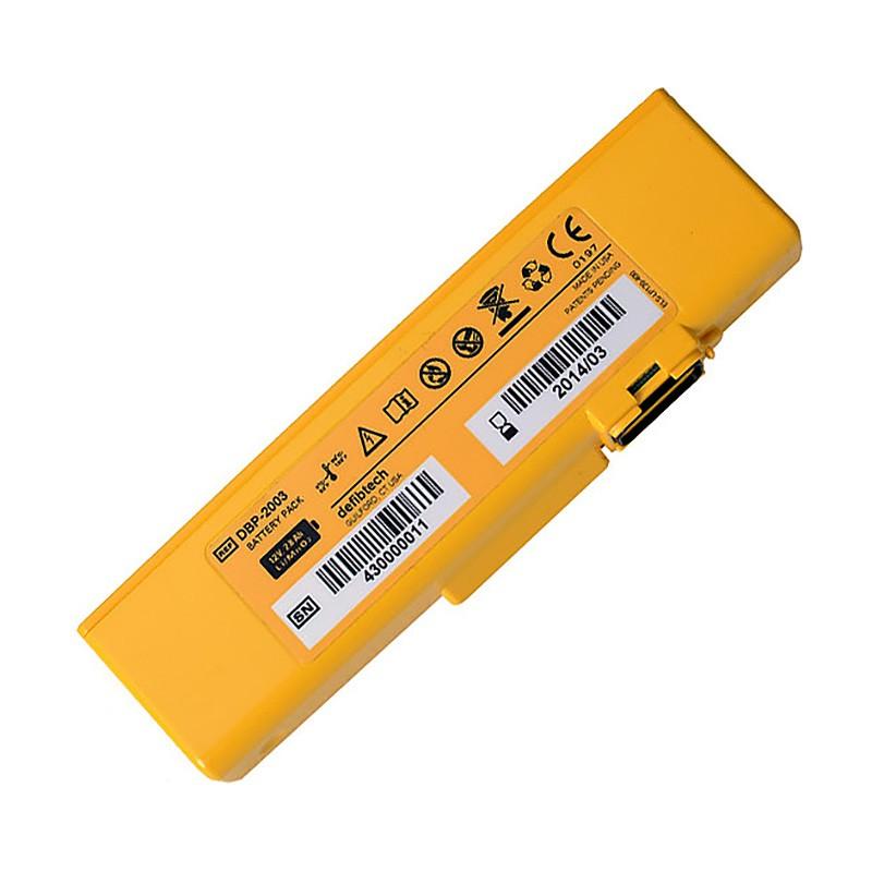 Langzeitbatterie für Defibtech Lifeline VIEW